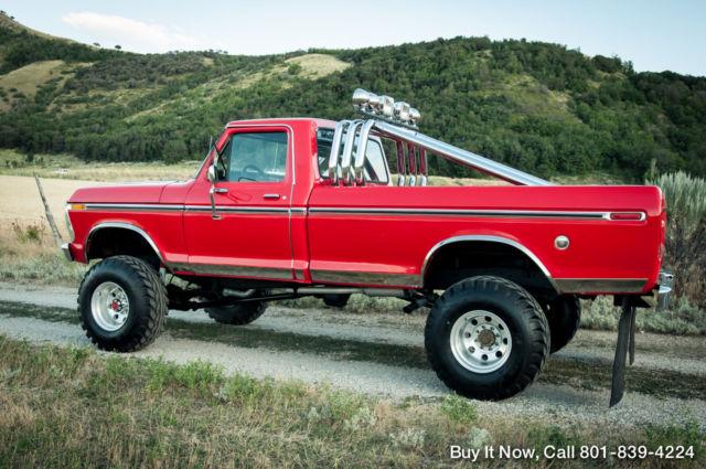 1976 Ford F250 Highboy Craigslist | Autos Post