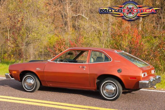 Best Sleeper Cars >> 1976 Ford Pinto Pinto Turbo Hatchback