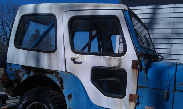1976 jeep CJ5 Levi's edition with Acme hard top one owner ...