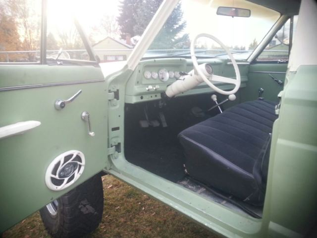 Awesome 1976 Jeep J10 All Chevy Newly Built 454 M20 4 Spd Dana 60 Gmtry Best Dining Table And Chair Ideas Images Gmtryco
