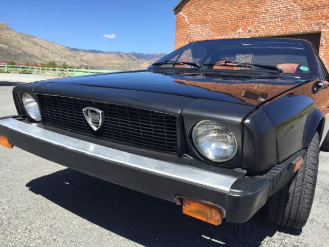 1976 Lancia Beta Scorpion   Montecarlo  For Sale In Carson