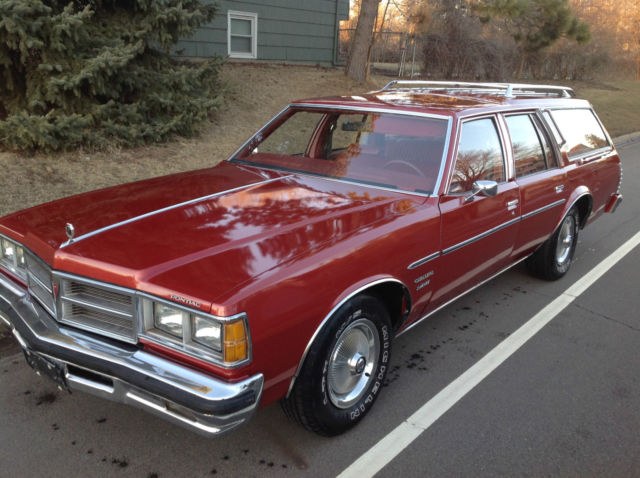 BangShift.com Pontiac Clamshell Wagon |1975 Catalina Station Wagon Buick