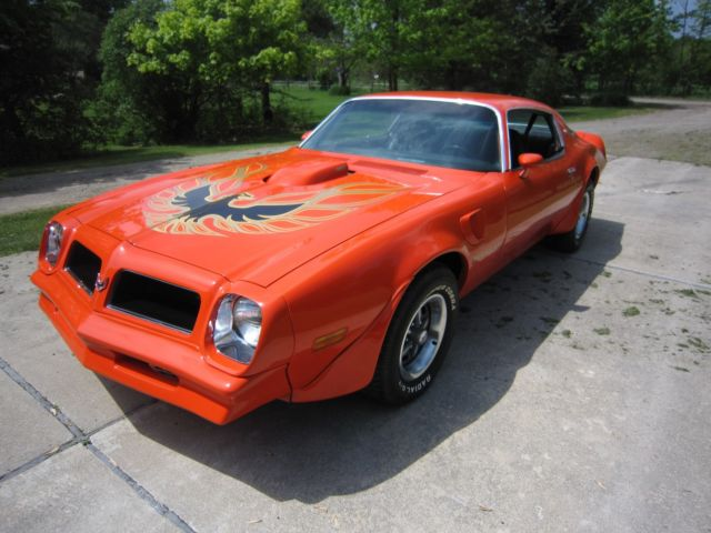 1976 trans am firebird l75 rotisserie restored carousel. Black Bedroom Furniture Sets. Home Design Ideas