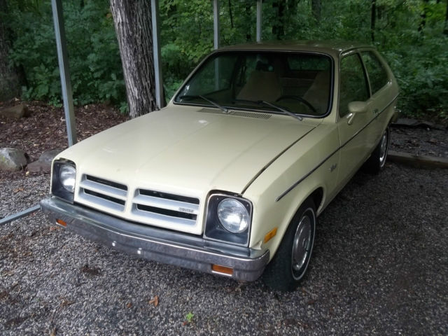 1977 chevrolet chevette for sale in dillsburg pennsylvania united states for sale photos technical specifications description classiccardb com