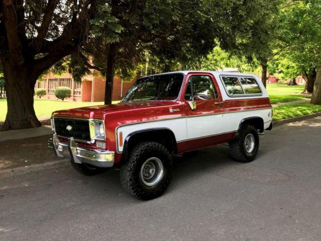 1977 chevy 4x4
