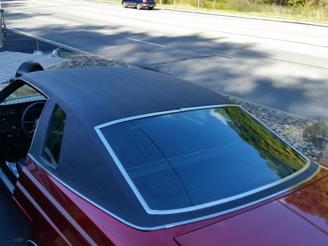 Used Tires Dayton Ohio >> 1977 Chevy Malibu Classic for sale: photos, technical ...