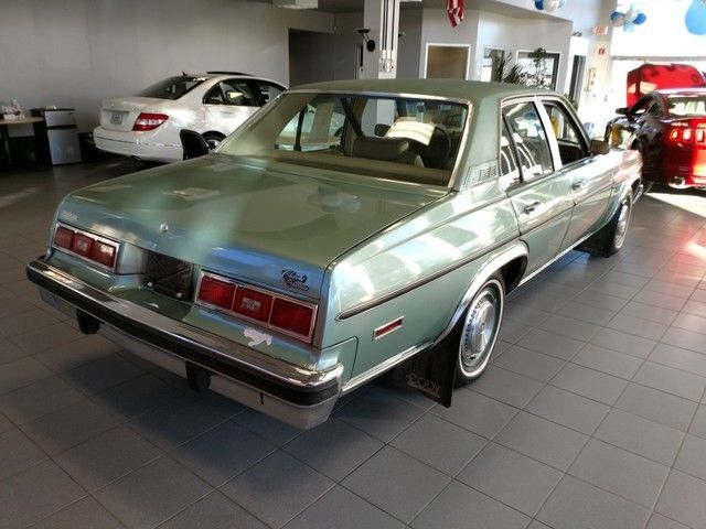 1977 Classic Chevy Concourse 4dr