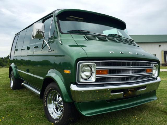 Dodge+Tradesman+Van+For+Sale 1977 Custom Dodge Street Van Tradesman