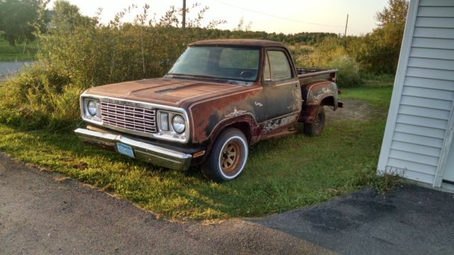 Dodge Warlock D Stepside Truck on Used Chevrolet P Other Parts For Sale