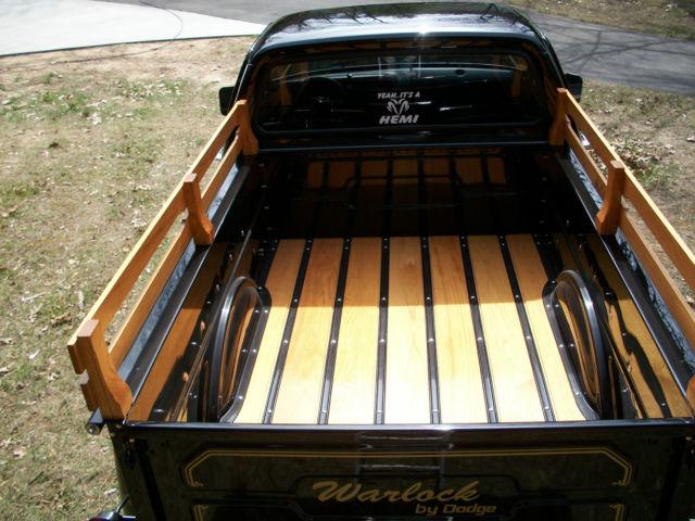 dodge warlock hemi pickup  sale  stanwood michigan united states  sale