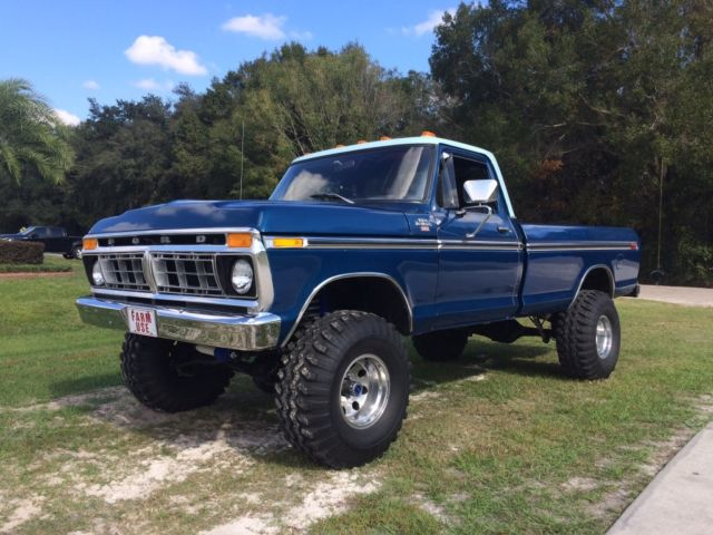1977 F150 4x4 for sale in Land O' Lakes, Florida, United ...
