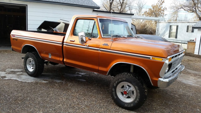 1977 F250 High Boy, Frame off Restoration for sale in ...
