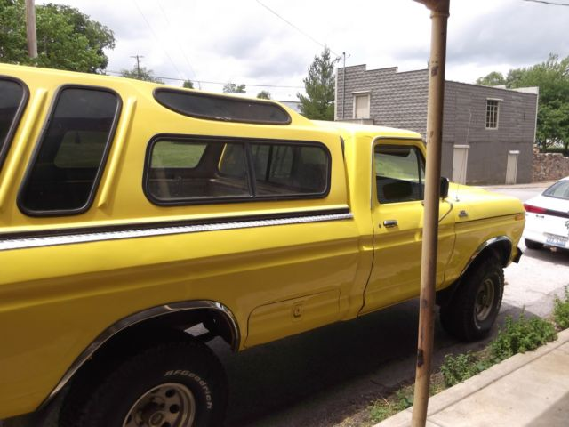 1977 ford f 150 four wheel drive truck for sale in alto. Black Bedroom Furniture Sets. Home Design Ideas