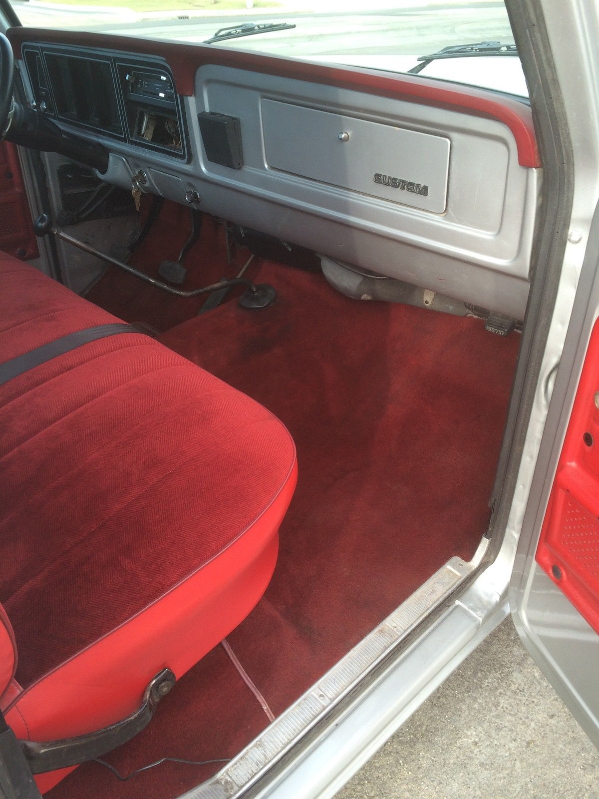 Ford F Ford F Stepside Long Bed Ford F Custom