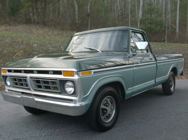 1977 Ford F150 Xlt For Sale In Hendersonville  North Carolina  United States