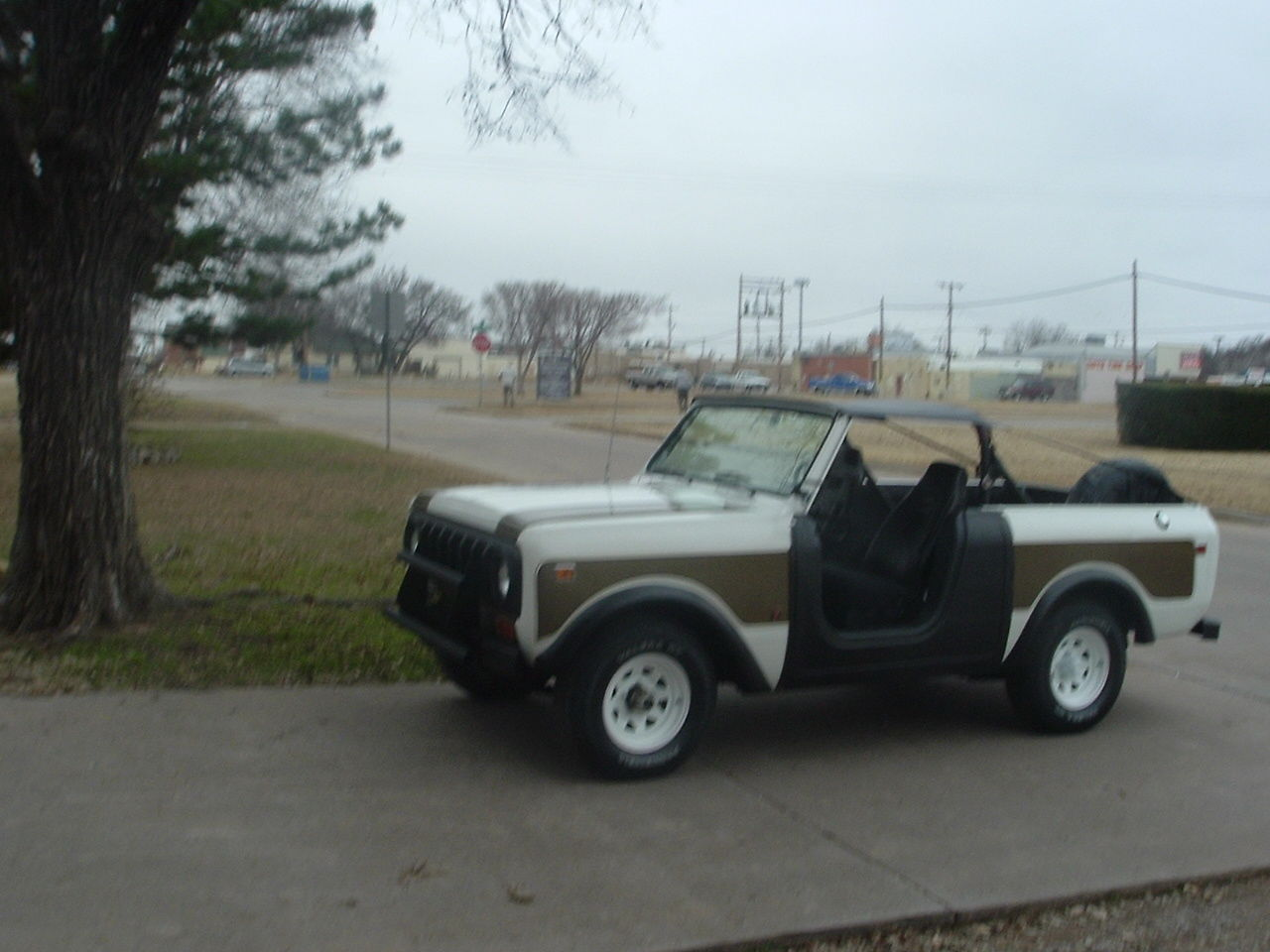 1977 Ih Scout Ii Ss Baja 4x4 For Sale In Oklahoma City