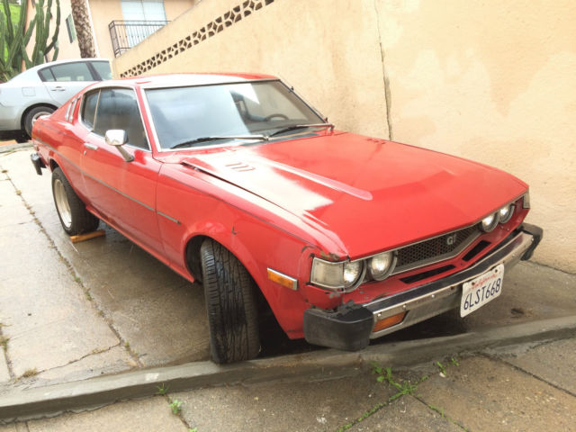 1977 Toyota Celica GT for sale in Los Angeles, California