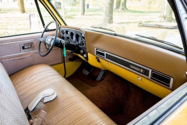 1978 c 20 c 10 custom camper air ride survivor low miles diagram of 1986 chevy c 10 carburator wiring