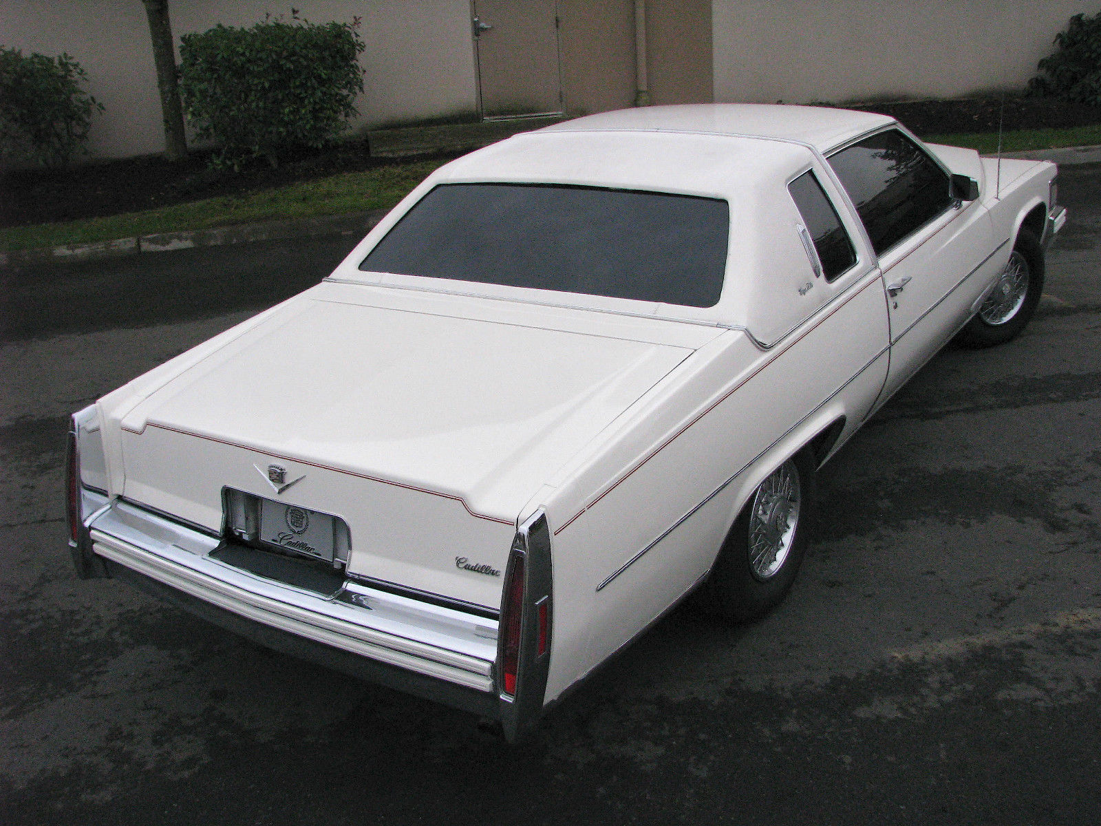 1978 Cadillac Coupe Deville Clean Vintgage Boulavard Cruiser For Interior