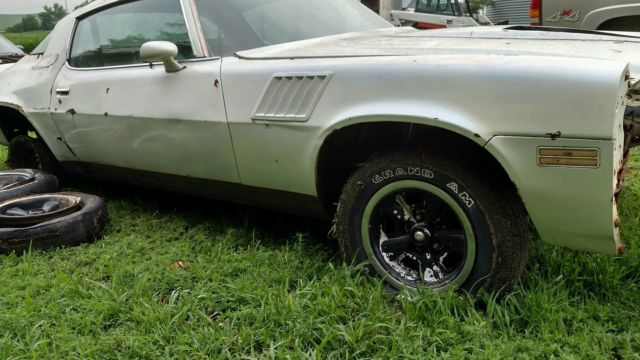 1978 Camaro And 1979 Camaro Parts Car For Sale In