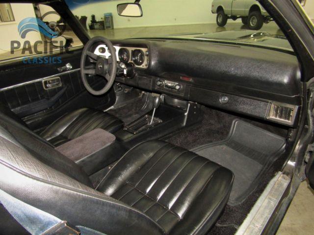 1978 Chevrolet Camaro Z28 Coupe 2 Door 5 7l Original Paint
