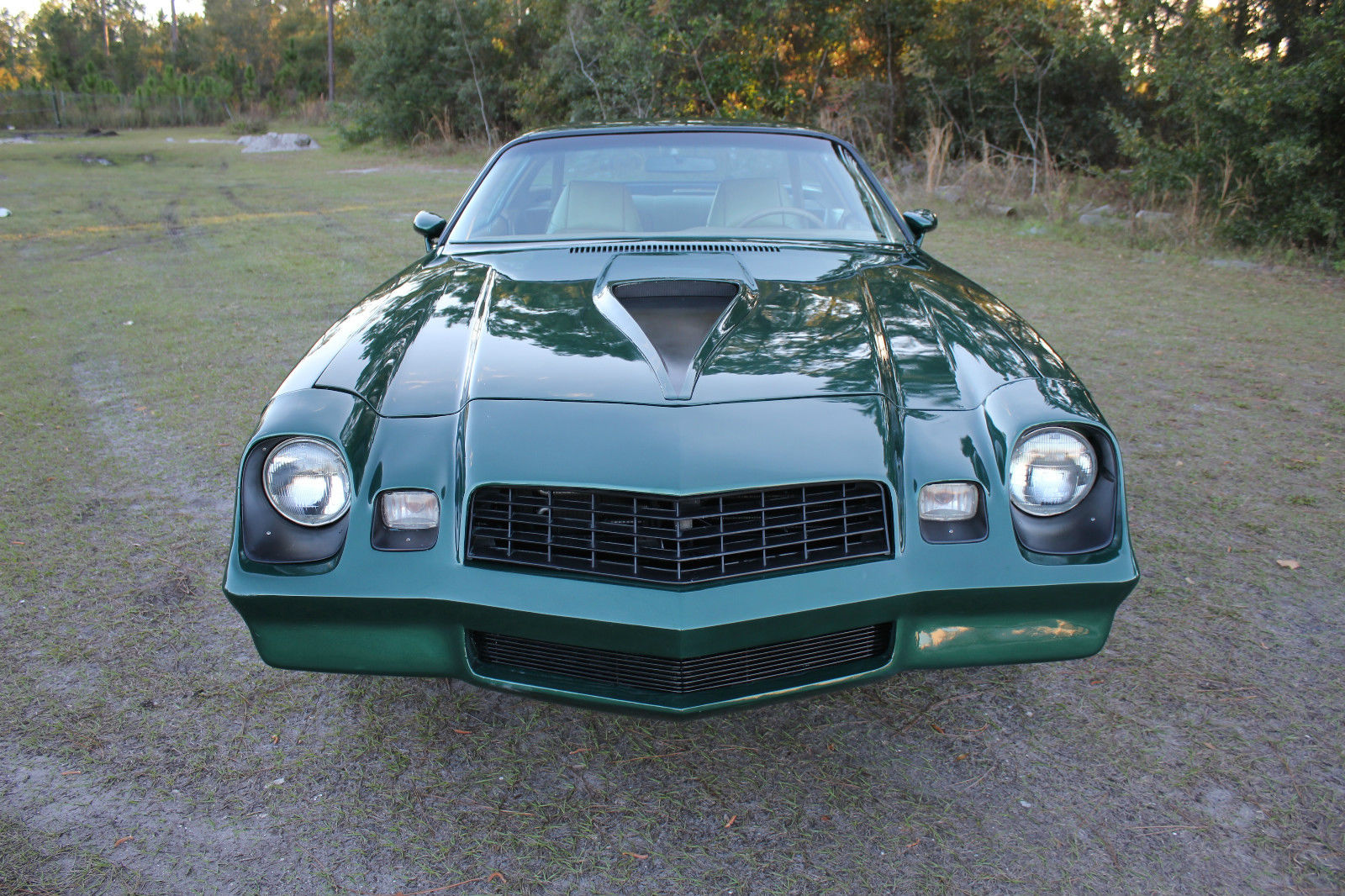 1978 Chevrolet Camaro Z28 Resto Mod Coupe 57l 425hp Must See For Rs