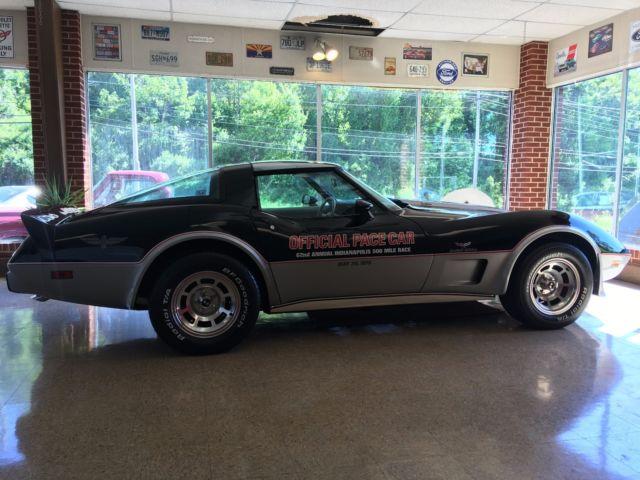 1978 chevrolet corvette indy 500 pace car. Black Bedroom Furniture Sets. Home Design Ideas