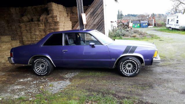 1978 Chevrolet Malibu Base Coupe 2-Door 5.7L for sale ...