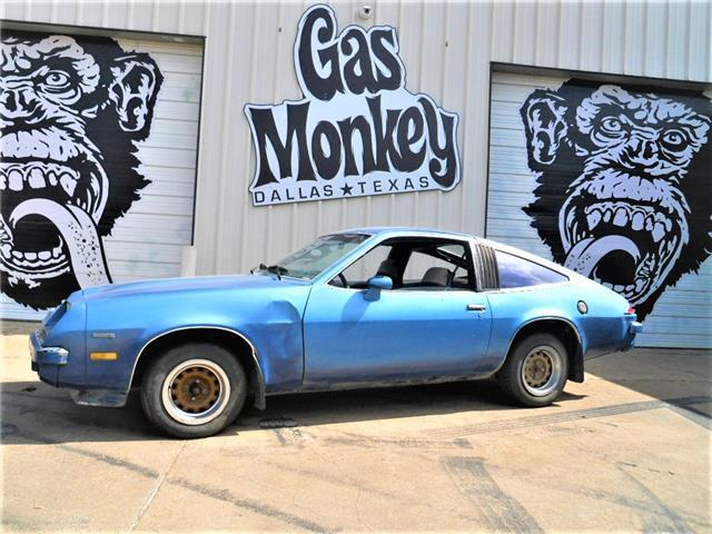 1978 Chevrolet Monza Spyder Rare factory V8 4 Speed Gas ...