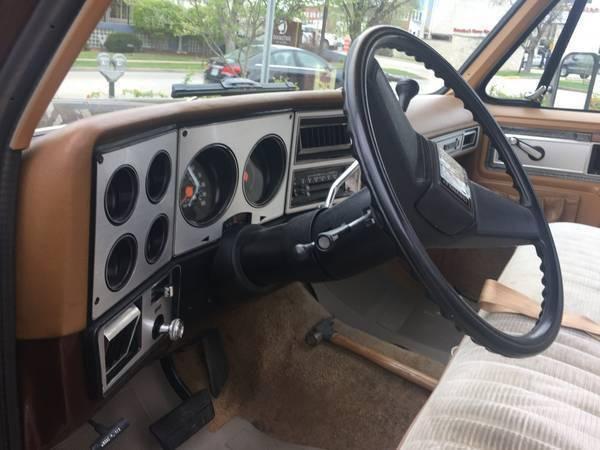 1978 Chevy C10 Truck