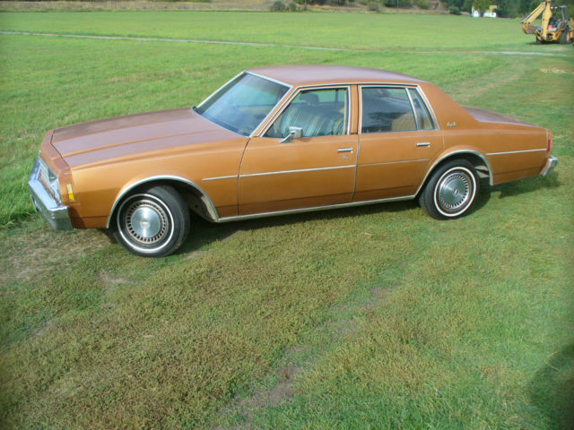 1978 Chevy Impala With 305 V 8 For Sale In Saint Maries