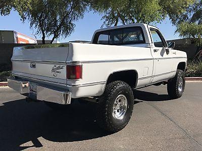 Chevy K Silverado X Short Bed