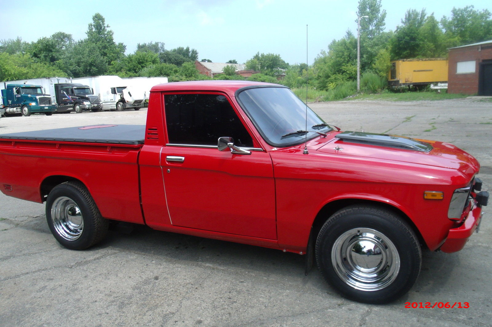 1978 chevy luv truck for sale in ashtabula ohio united states. Black Bedroom Furniture Sets. Home Design Ideas