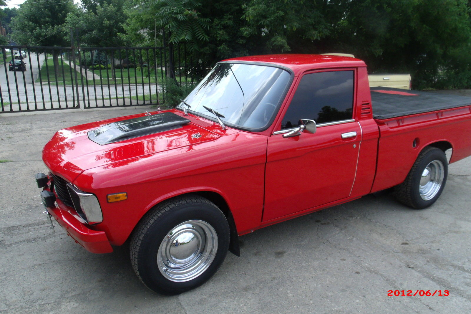 1978 Chevy Luv Truck For Sale In Ashtabula Ohio United