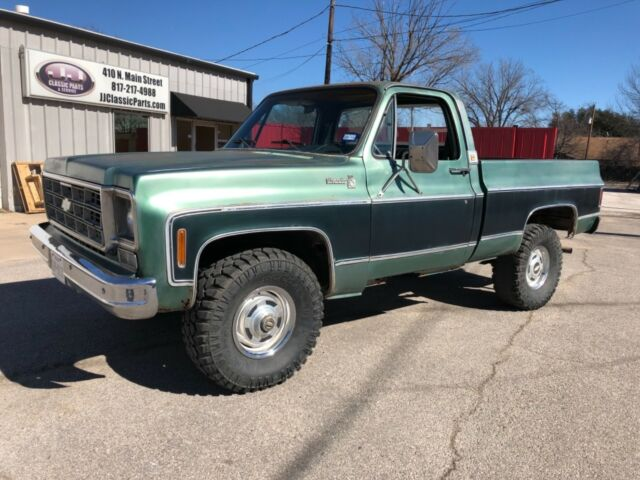 1978 Chevy Truck >> 1978 Chevy Silverado K10 4wd Short Wide Box Pick Up Truck 4x4 For