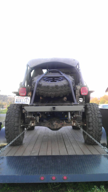 Cj Stretched Wheeler Crawler Buggy on Jeep Cj Coolant Reservoir Location