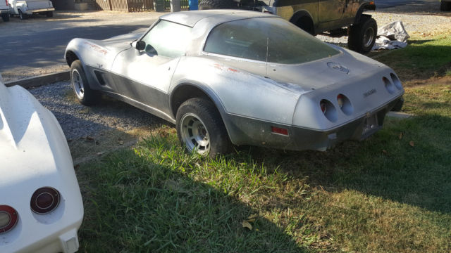 1978 Corvette Silver Anniversary L82 4 Speed For Sale