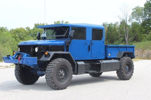 1978 custom 4 door deuce and a half military truck 4x4 show quality diesel for sale in. Black Bedroom Furniture Sets. Home Design Ideas