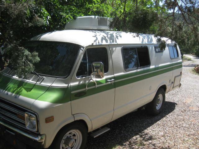 1978 Dodge B300 Xplorer Camper Van RV for sale in Sedona, Arizona