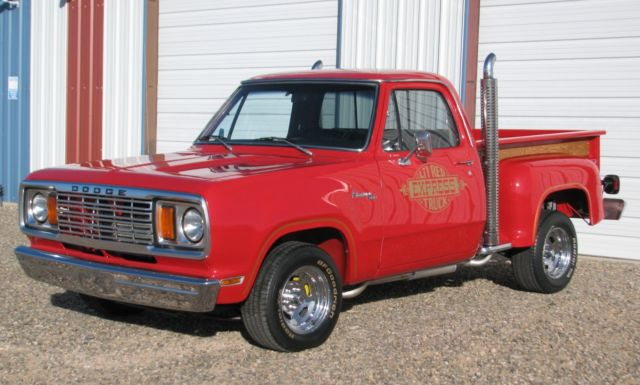 1978 dodge lil red express. Cars Review. Best American Auto & Cars Review