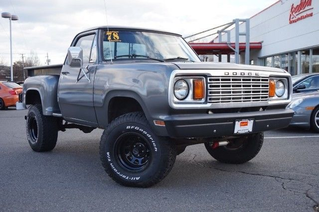1978 Dodge Ram Power Wagon 440cu In For Sale In Ramsey New Jersey