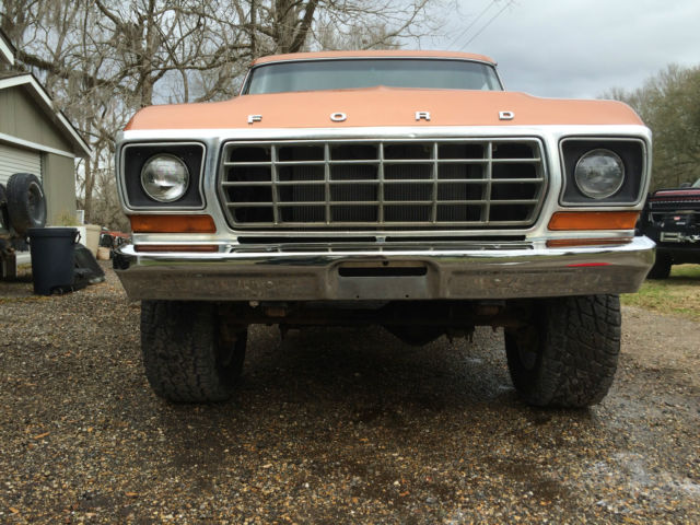 1978 f 250 4x4 for sale in saint martinville louisiana united states. Black Bedroom Furniture Sets. Home Design Ideas