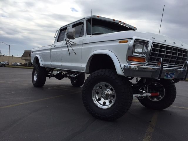 1978 f250 f350 crew cab long bed 4x4 restored for sale in lebanon oregon united states. Black Bedroom Furniture Sets. Home Design Ideas