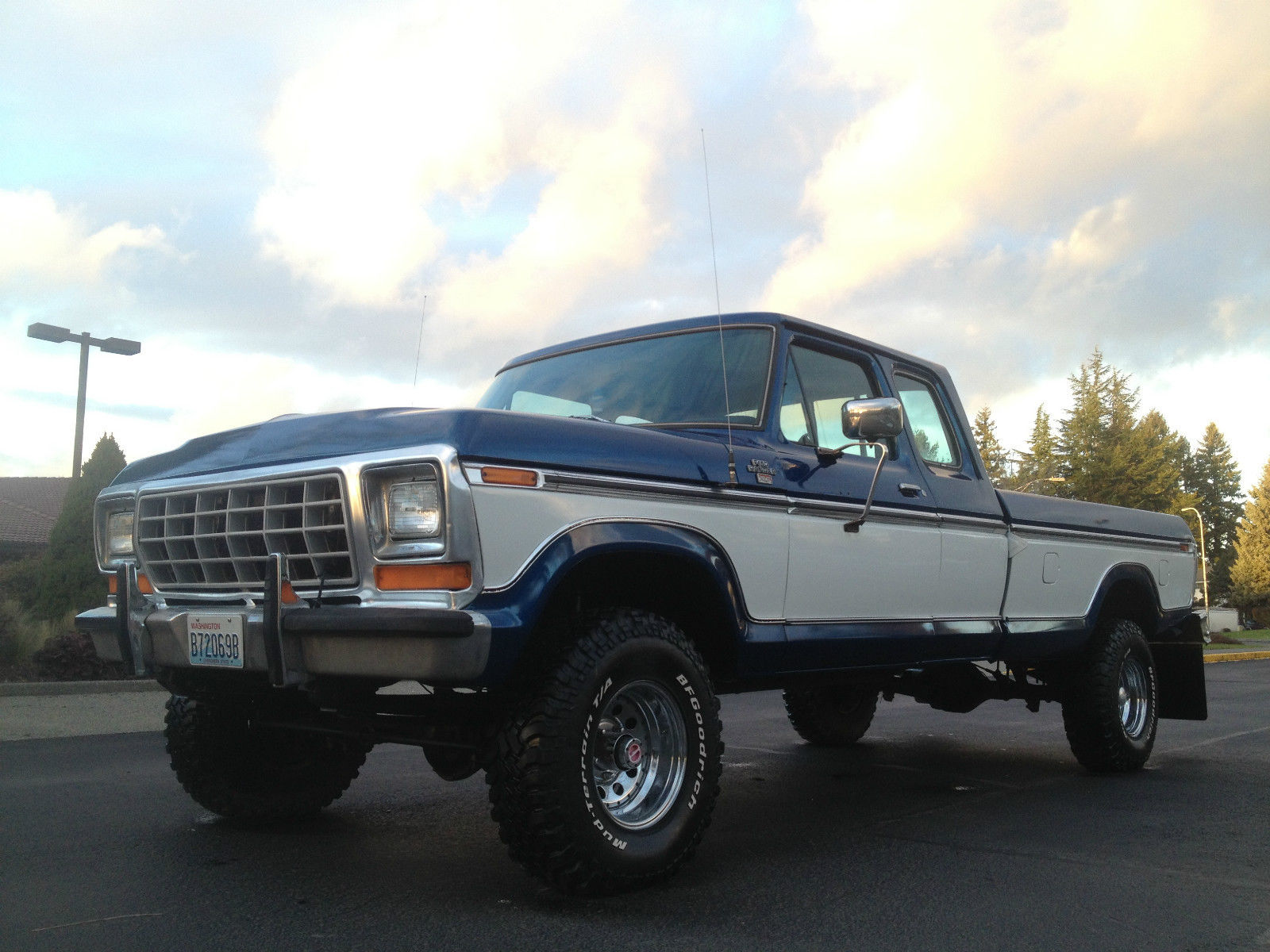 1978 Ford F 150 Ranger Xlt Lariat Supercab 4x4 For Sale In Kirkland Washington United States For Sale Photos Technical Specifications Description