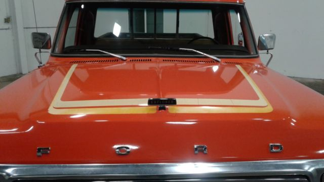 1978 Ford F150 Ranger 4x4 Explorer Original Paint