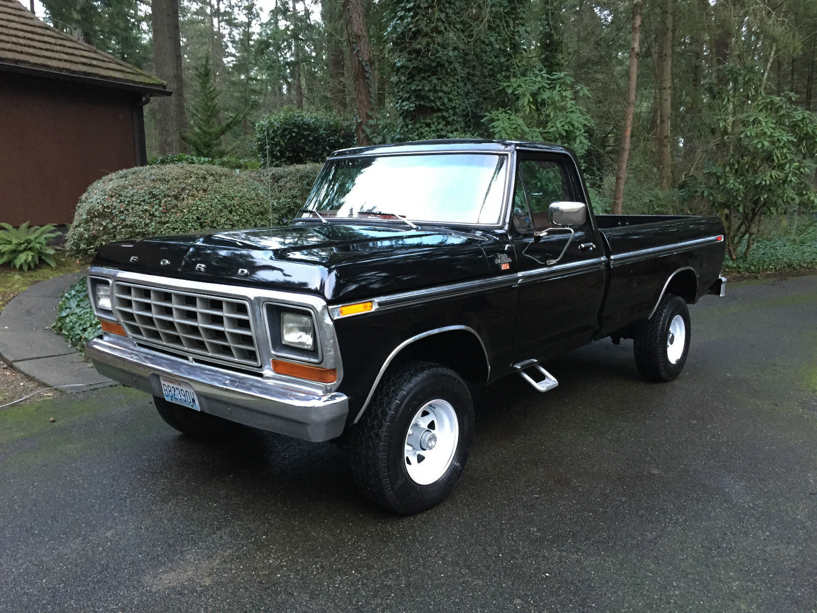 1978 ford f150 ranger xlt 4x4 amazing original condition 100 rust free for sale in clackamas. Black Bedroom Furniture Sets. Home Design Ideas