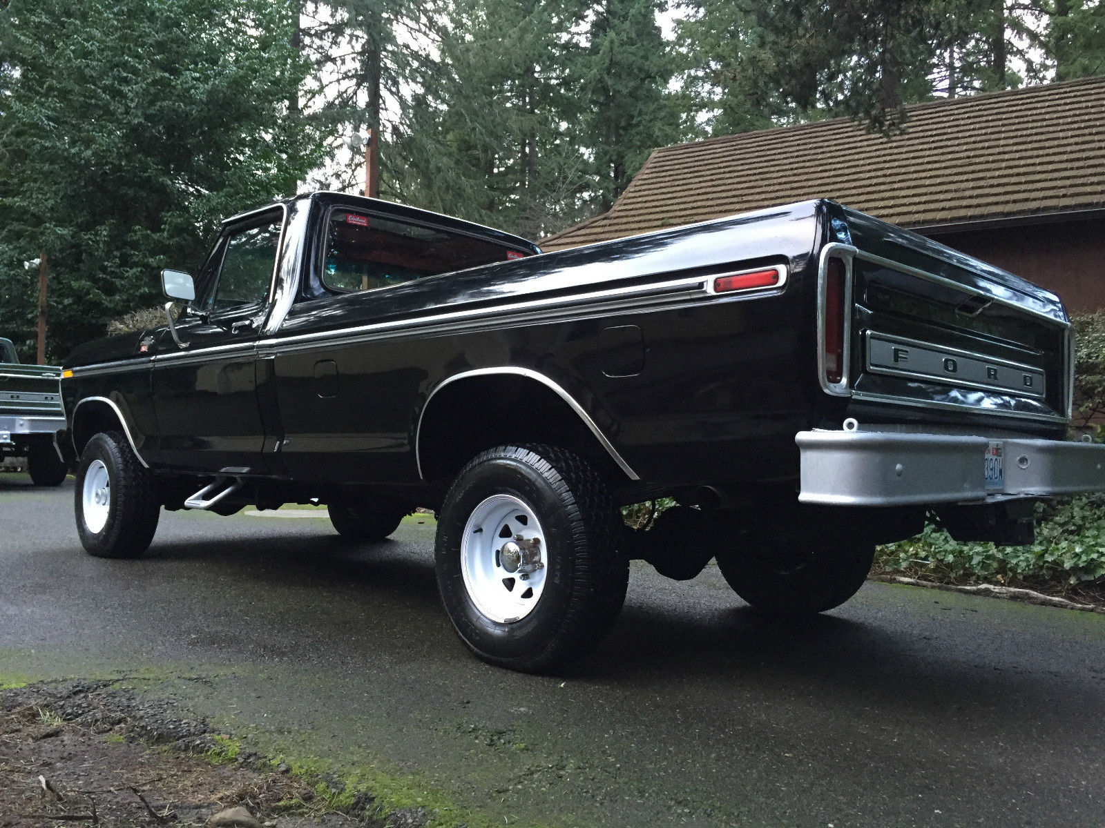 1978 ford f150 ranger xlt 4x4 short bed amazing condition 100 rust free for sale in clackamas. Black Bedroom Furniture Sets. Home Design Ideas