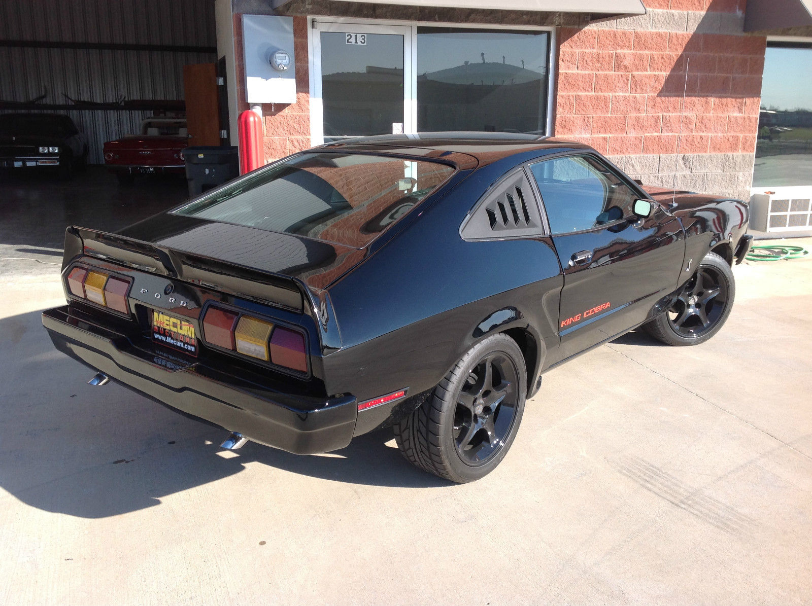 1978 Mustang Gt Price