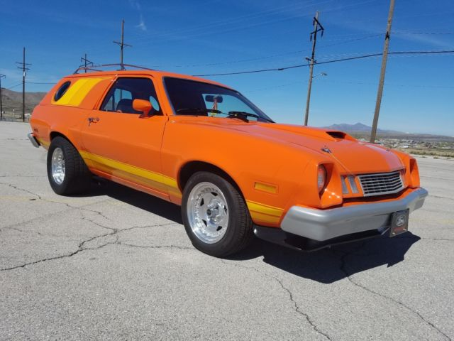 1978 Ford Pinto Cruising Wagon Must C Best One In The