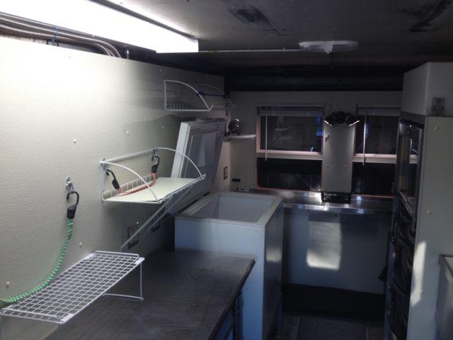 1978 gmc panel van concessions truck great interior super set up propane. Black Bedroom Furniture Sets. Home Design Ideas